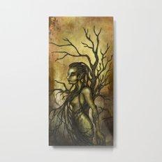 Dark Dryad Metal Print