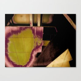 Mobile Radiation Canvas Print