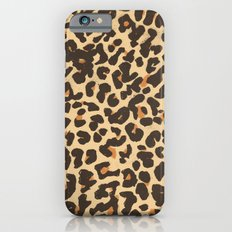 Just Leopard iPhone 6s Slim Case
