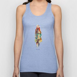 Until She Smiles Unisex Tank Top