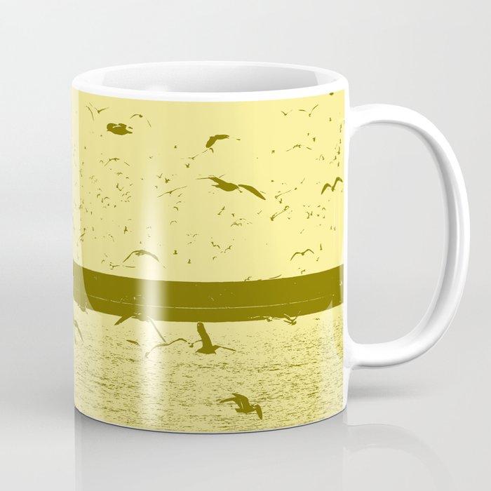 Gulls tint Coffee Mug