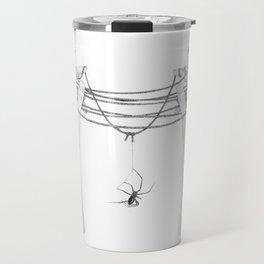 The Tangled Web We Weave Travel Mug