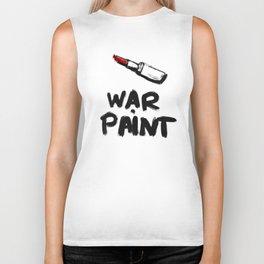 War Paint Biker Tank