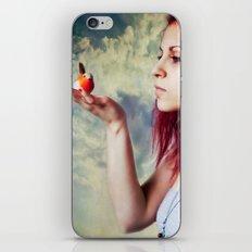 shh, let's keep it a secret! iPhone & iPod Skin