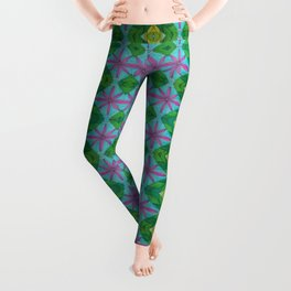Window Panes Leggings