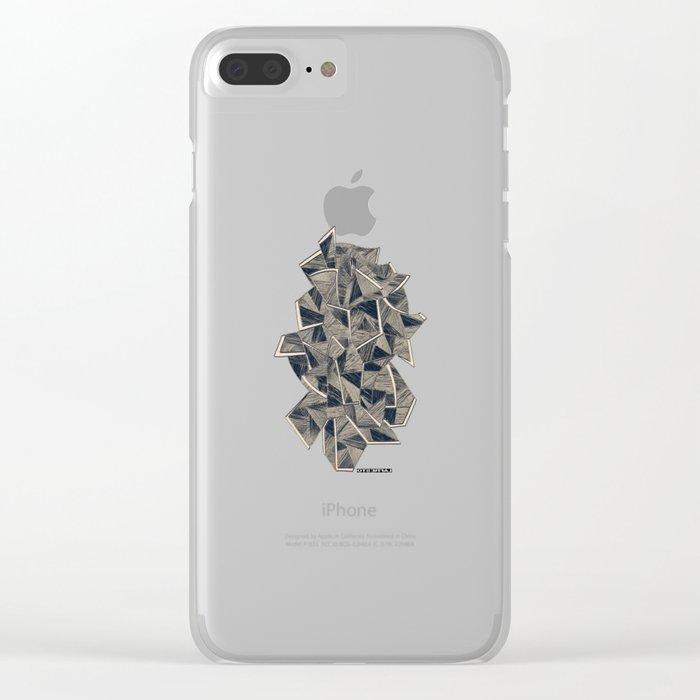 - bipertale - Clear iPhone Case