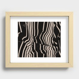 A Collection of Nights 13 Recessed Framed Print