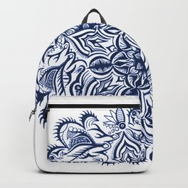 Under the Sea-Navy Backpack