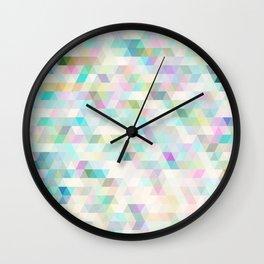 ambiguous geometry Wall Clock