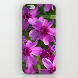 Flowers Izby Garden 6 iPhone Skin