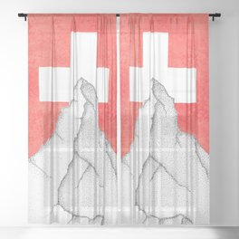 Matterhorn Sheer Curtain