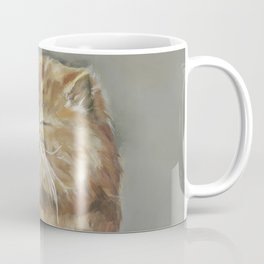 Fat Cat Coffee Mug