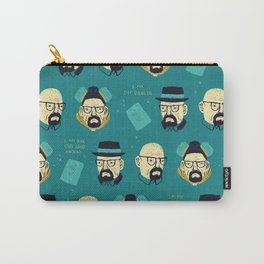 heisenberg pattern Carry-All Pouch
