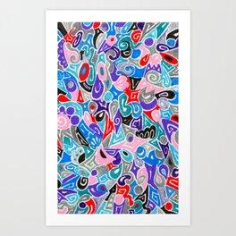 Beatrice Art Print