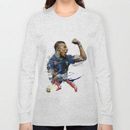 Kylian Mbappé Long Sleeve T-shirt