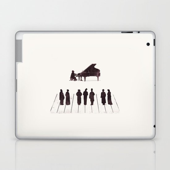 A Great Composition Laptop & iPad Skin