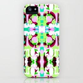 Mozaika4 iPhone Case