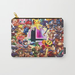 Smash Brothers Carry-All Pouch