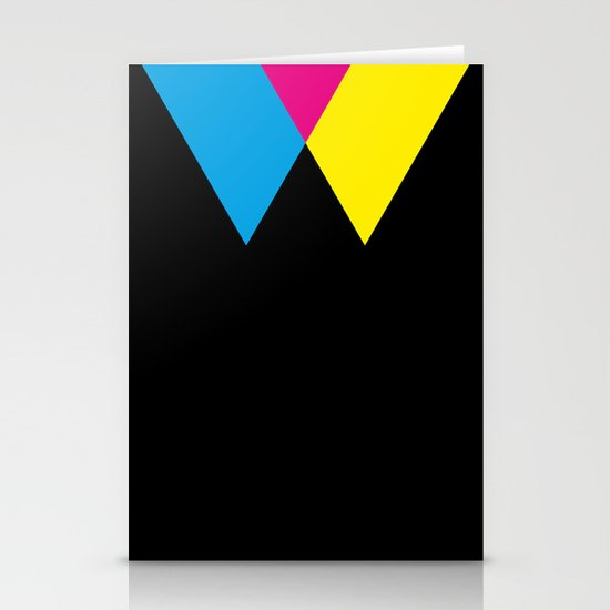W like W Stationery Cards