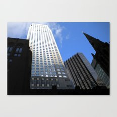 Midtown at Midday Canvas Print