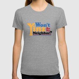 Won't Yinz Be? T-shirt