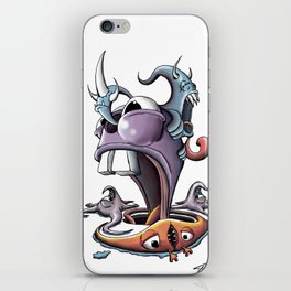 The Great Gaspby iPhone Skin