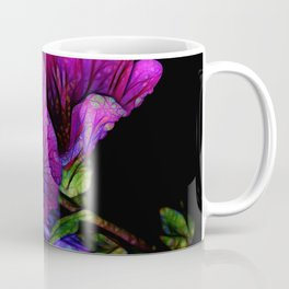 Gothic flowers | Purple flowers | Witches flowers | Herbs | Fairy | Fea Coffee Mug