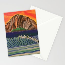 Morro Bay Horse Stationery Cards