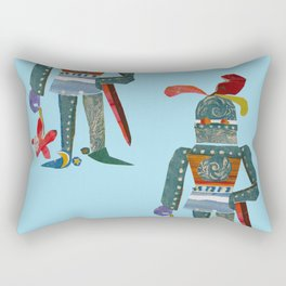 Shy Gallant  Rectangular Pillow