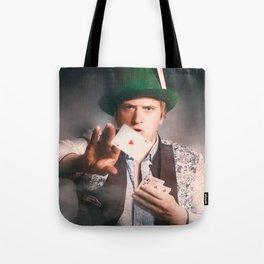 Illusionist Tote Bag