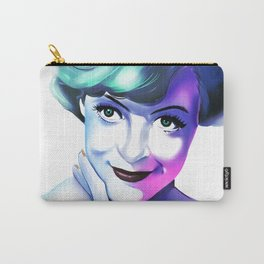 Maggie Smith Carry-All Pouch