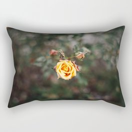Little and delicate rose Rectangular Pillow
