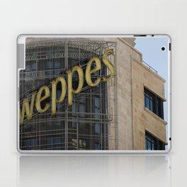 Madrid stories Laptop & iPad Skin