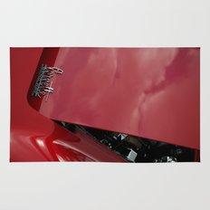 1966 Chevy Corvette Stingray Rug