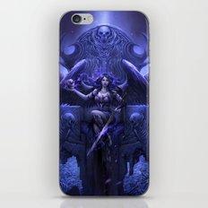 Black Angel iPhone & iPod Skin