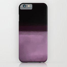 Rothko Inspired #2 iPhone Case