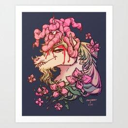 Unigorn Art Print
