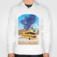 lab Hoodies featuring Breaking Bad Lab by famenxt