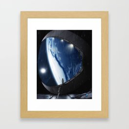 Discovery Chronicles Framed Art Print