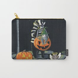 The Trick Or Treaters by Mary Bottom (Mr Harry Badger Series) Carry-All Pouch