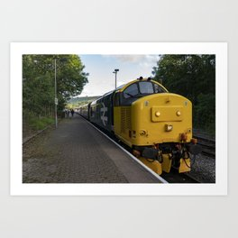 Rhymney 37418 Art Print