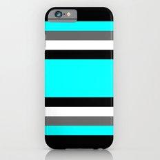 aqua v.2 iPhone 6 Slim Case