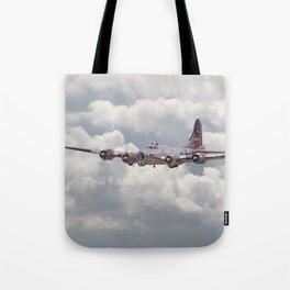 B17- 'Yankee Warrior' Tote Bag