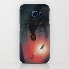 Shadow Friend iPhone Case