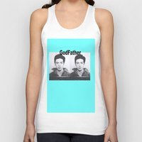 the godfather Tank Tops featuring Godfather  by Buzzkill