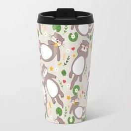 Significant otters Travel Mug