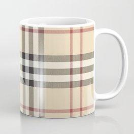 red line patter Coffee Mug