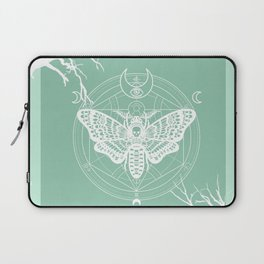Witch Craft Mint Laptop Sleeve