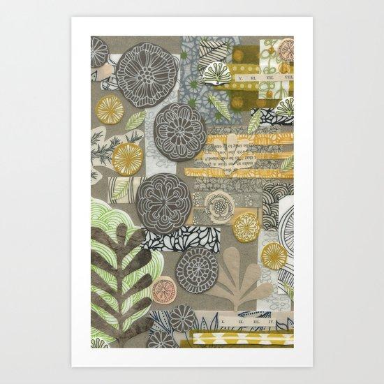 sow Art Print
