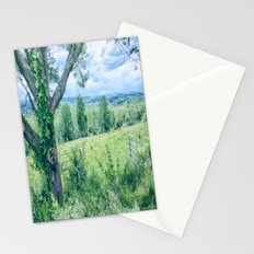 Never Ending Field Stationery Cards